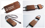 Chiavi USB in legno 090 - gadget
