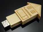 Chiavi USB in legno 032 articolo promozionale